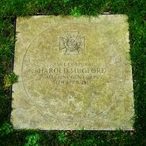 Harold Mugford VC - E6