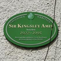 Sir Kingsley Amis
