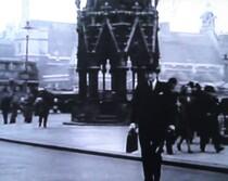 Buxton Memorial Fountain - original position
