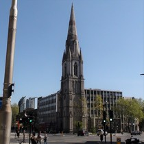 Christ Church and Lincoln Tower