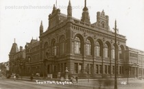Leyton Town Hall (second)