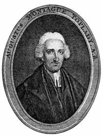 Reverend Augustus M Toplady