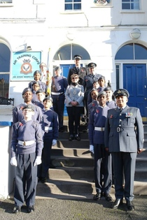 Air Training Corps - 296th (Stoke Newington) Squadron
