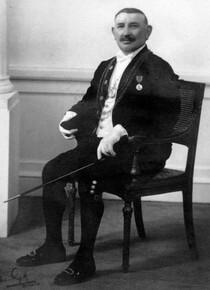 Alderman Samuel Morris