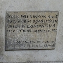 John and Uriah Wilkinson