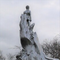 Mary Wollstonecraft, statue for