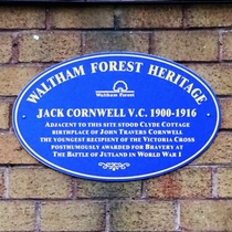 Jack Cornwell V.C. - E10