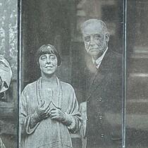 Fawcett frieze - 19, Lansbury x 2