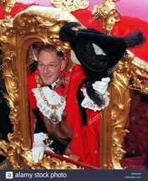 Clive Martin, OBE, TD