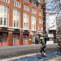 Southwark Fire Station - extension
