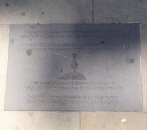 Fish Street Hill plaque