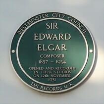Sir Edward Elgar - Abbey Road Studios