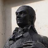 Francisco de Miranda statue