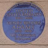 US Embassy & Brooks Adams