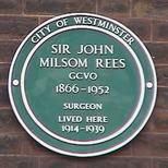 Sir John Milsom Rees