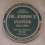 Dr Joseph T Clover