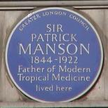 Sir Patrick Manson
