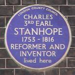 Charles 3rd Earl Stanhope