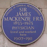 Sir James MacKenzie