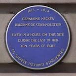 Germaine Necker Baronne de Staël-Holstein