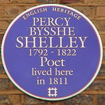 Percy Shelley - W1