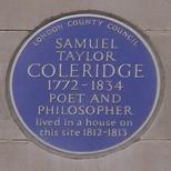Samuel Taylor Coleridge - W1