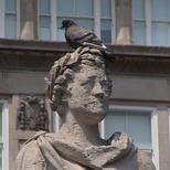 George II statue in Golden Square