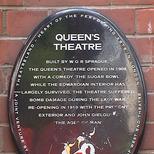 Queen's Theatre - Wardour Street