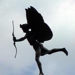 Shaftesbury Memorial Fountain - Eros