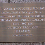 Trollope family
