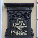 Topham & Lady Diana Beauclerk