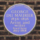 George du Maurier - WC1