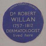 Dr. Robert Willan