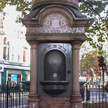 Queen Victoria's Diamond Jubilee fountain - WC2