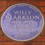 Wong Kei Restaurant - Willy Clarkson