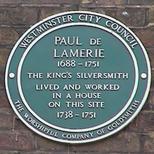 Paul de Lamerie