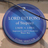 Lord Delfont