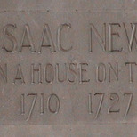 Sir Isaac Newton's house- simple