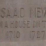 Sir Isaac Newton's house- simple