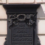 Admiral Edward Russell