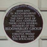 Bloomsbury Group - Gordon Square