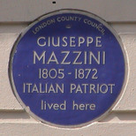 Giuseppe Mazzini - NW1