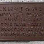 H. K. Lewis