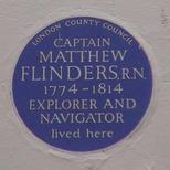 Captain Matthew Flinders