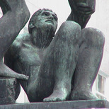 Trade Union sculpture