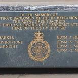 Regent's Park bomb