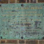 Water Meeting Bridge
