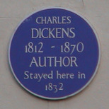 Charles Dickens in Highgate