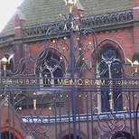 Highgate School Gates