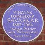 Savarkar at India House